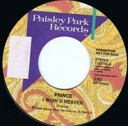 Prince - I Wish U Heaven