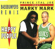Prince Ital Joe Feat. Marky Mark - Happy People (Bass Bumpers Remix)