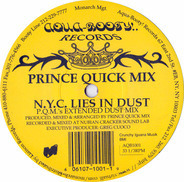 Prince Quick Mix - N.Y.C. Lies In Dust