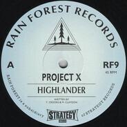 Project X - Highlander / Spirit Of Darkness