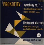 Prokofiev - Eugene Ormandy - Prokofiev Symphony No. 7 / Lieutenant Kije Suite