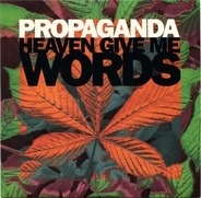 Propaganda (ztt Group) - Heaven Give Me Words 7 Inch