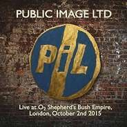 Public Image Ltd - Live at O2 Shepherd's Bush Empire, London, October 2nd 2015