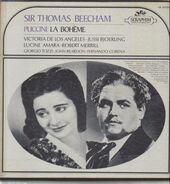 Puccini - Thomas Beecham ; Angeles , Björling , a.o. - La Boheme