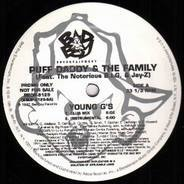 Puff Daddy & The Family - Young G's / What You Gonna Do?