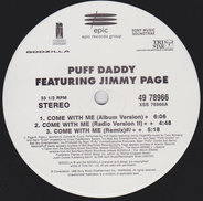 Puff Daddy - Come With Me/Out There
