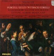 Purcell / Lully / W.F.Bach / Corelli - Meister des europäischen Barock,