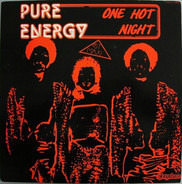 Pure Energy Featuring Lisa Stevens - One Hot Night