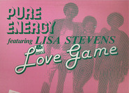 Pure Energy Featuring Lisa Stevens - Love Game