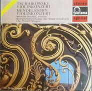 Tchaikovsky /  Mendelssohn-Bartholdy / Michèle Auclair - Violinkonzerte