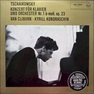 Tchaikovsky (Cliburn) - Konzert Für Klavier Und Orchester Nr. 1 B-moll, Op. 23