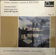 Tchaikovsky - Symphonie Nr. 6 Pathétique