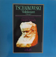 Pyotr Ilyich Tchaikovsky , Boris Nabakov , Violine - Capella Classica - Leitung: Bernhard Usedruuf - Violinkonzert D-Dur OP. 35