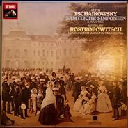 Tchaikovsky - Sämtliche Sinfonien & Manfred