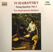Pyotr Ilyich Tchaikovsky , New Haydn Quartet, Budapest - Tchaikovsky String Quartets, Vol. 2