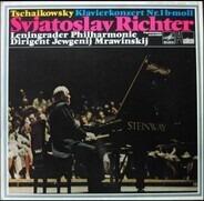 Tchaikovsky/ Sviatoslav Richter, Leningrad Philharmonic Orchestra - Klavierkonzert Nr. 1 B-Moll op.23