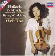 Tchaikovsky / Mendelssohn - Violin Concertos