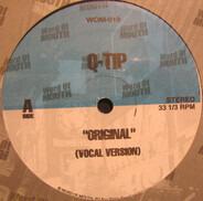 Q-Tip / Kanye West - Original / Gold Digger