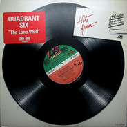 Quadrant Six Featuring Kenny Simmons - The Lone Wolf