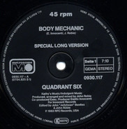 Quadrant Six - Body Mechanic