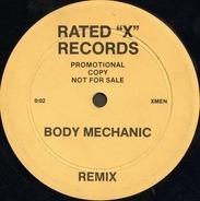 Quadrant Six / Bruce Johnston - Body Mechanic / Pipeline