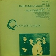 Quarterflash - Talk To Me