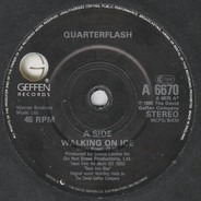Quarterflash - Walking On Ice