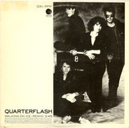 Quarterflash - Walking On Ice (Remix)