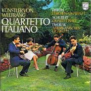 Quartetto Italiano - Joseph Haydn / Franz Schubert / Antonín Dvořák - Künstler von Weltrang