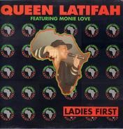 Queen Latifah Featuring Monie Love - Ladies First