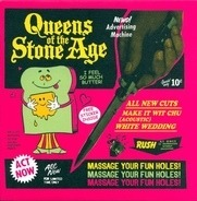 Queens Of The Stone Age - Make It Wit Chu (Acoustic) / White Wedding