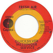 Quicksilver Messenger Service - Fresh Air