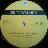 Quincy Jones / Tamba Trio - Die TV WM-Hits!