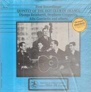 Quintette Du Hot Club De France - First Recordings! Quintet Of The Hot Club Of France