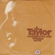 R. Dean Taylor - Candy Apple Red / Woman Alive