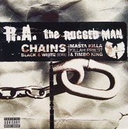 R.A. The Rugged Man - Chains / Black & White