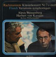 Rachmaninoff / Franck - Klavierkonzert Nr. 2 / Sinfonische Variationen (Karajan)