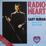 Radio Heart Featuring Gary Numan - Radio Heart
