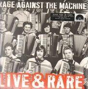 Rage Against The Machine - Live & Rare -Black FR/HQ-