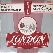 Ralph MacDonald - You need more Calypso