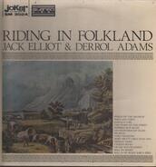 Ramblin' Jack Elliott & Derroll Adams - Riding In Folkland (America - Folk Songs - West - Ballads)