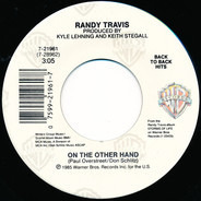 Randy Travis - On The Other Hand / 1982