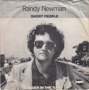 Randy Newman - Short People / Rider In The Rain