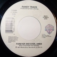 Randy Travis - I Won't Need You Anymore (Always And Forever)