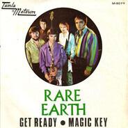Rare Earth - Get Ready / Magic Key