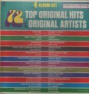 Rascals, Byrds, James Brown... - 72 Top Original Hits
