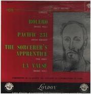 Ravel / Artur Honegger / Dukas (Ansermet) - Bolero / Pacific 231 / The Sorcerer's Apprentice a.o.