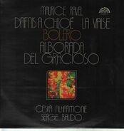 Ravel - Dafnis a Chloé, La Valse, Bolero, Alborada Del Gracioso
