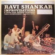 Ravi Shankar - Improvisations And Theme From Pather Panchali