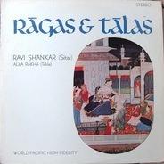 Ravi Shankar , Alla Rakha - Rāgas And Tālas